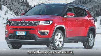 Δοκιμή: Jeep Compass 2.0 MultiJet