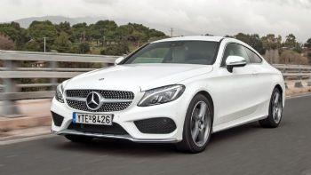 Test: Mercedes C 180 Coupe