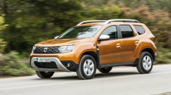 Dacia Duster 1.3 TCe 130 PS 4X2