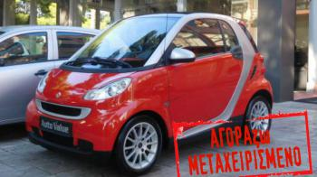 Smart for two  1.0 Passion του 2008