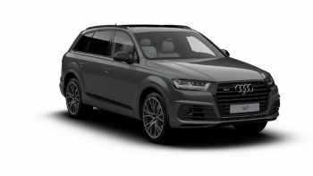 Νέα Audi Q7 Vorsprung & Black Edition