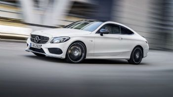 Νέα Mercedes-AMG C43 Coupe