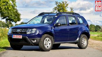 Review μεταχειρισμένου: Dacia Duster