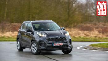Review Μεταχειρισμένου: KIA Sportage