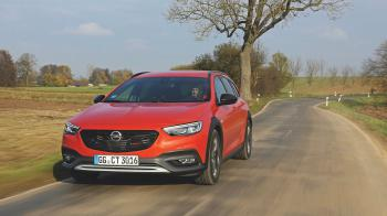 Πρώτη οδήγηση: Opel Insignia Country Tourer