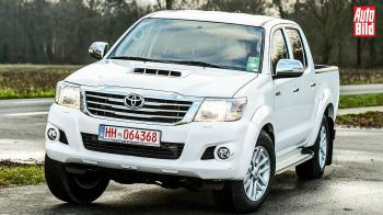 Test μεταχειρισμένου: Toyota Hilux 2014