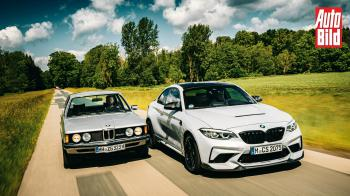 BMW M2 CS vs BMW 323i