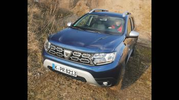Δοκιμή: Dacia Duster 4x4 1,2 TCe 125Ps
