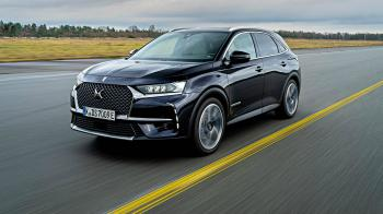 Οδηγούμε το νέο DS7 Crossback E-Tense Plug In Hybrid